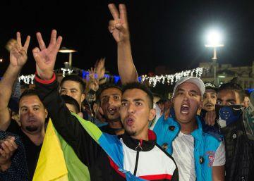 Once detenidos en Marruecos por la muerte del vendedor ambulante