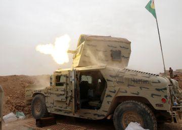 El ejército iraquí asegura que ha tomado la sede de la televisión de Mosul