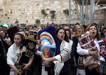 Mulheres judias conseguem rezar como os homens no Muro das Lamentações