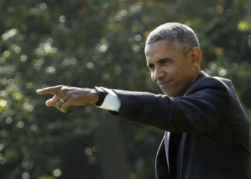 "Obama critica al director del FBI: ""No actuamos a partir de insinuaciones"""