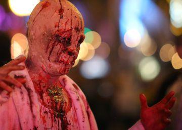 Tres muertos y un herido durante un ataque la noche de Halloween en la Ciudad de México