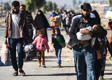 El ISIS exige a las familias de Mosul que les entreguen a los niños que tengan más de 9 años