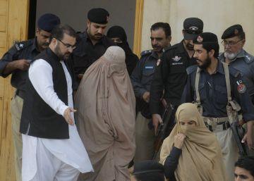 Pakistán liberará a la niña afgana de 'National Geographic'