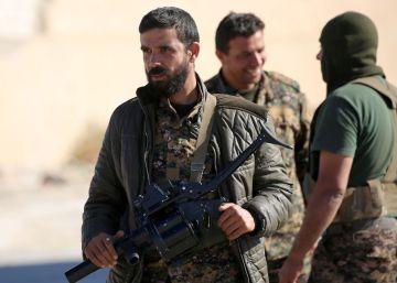 Rebeldes sirios con apoyo de EE UU avanzan hacia la capital del ISIS