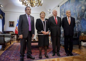 Piñera se posiciona para suceder a Bachelet en 2017