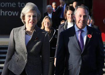 Los vientos del 'Brexit' soplan ahora contra Theresa May
