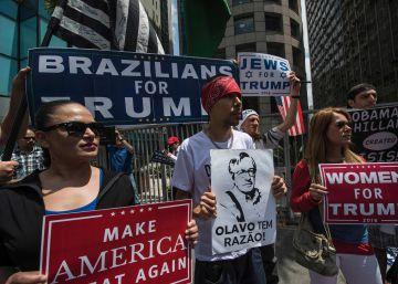 Una victoria de Trump cambiaría los equilibrios en Sudamérica