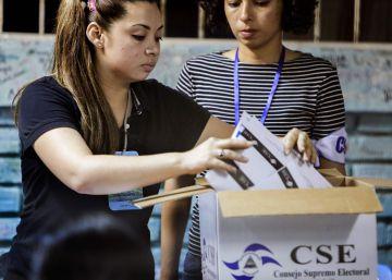 """La oposición de Nicaragua declara el """"triunfo de la abstención"""""""