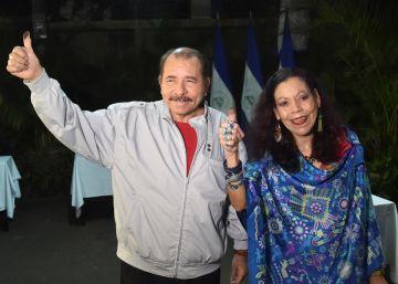 Ortega gana las elecciones presidenciales en Nicaragua