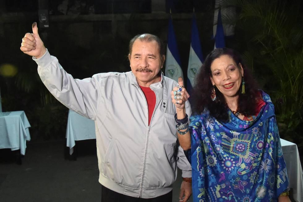 Resultado de imagen para Elecciones en Nicaragua