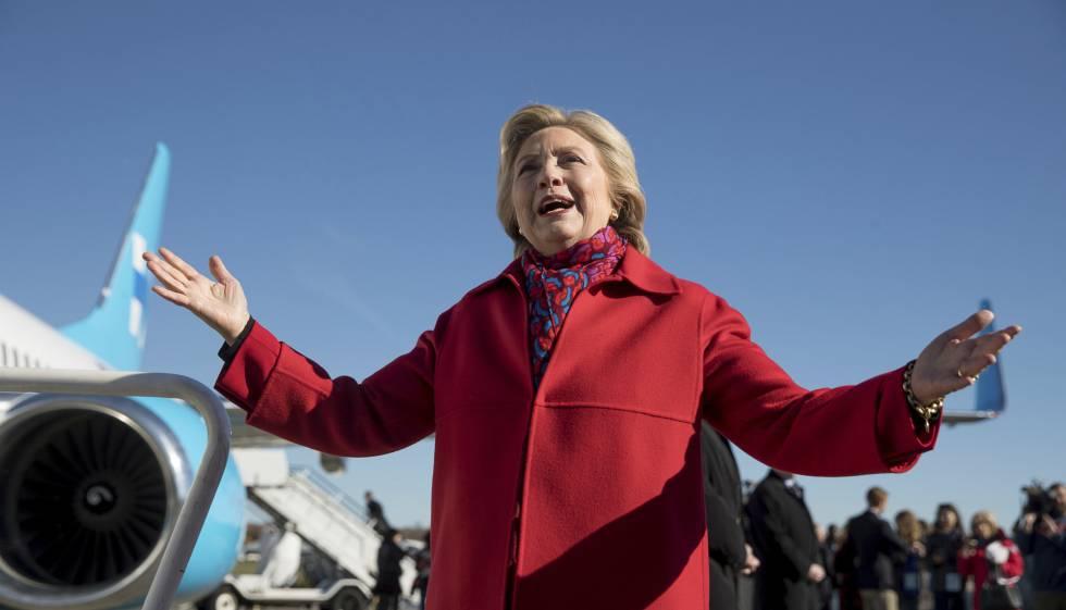 Após 96 anos de voto feminino, Hillary Clinton pode se tornar presidenta dos EUA