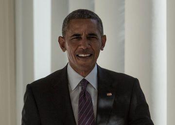 El presidente Obama en la Casa Blanca.