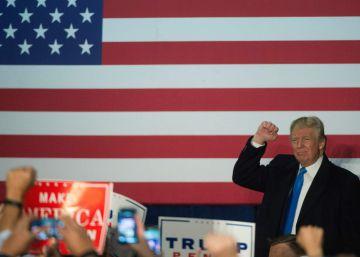 Trump, el nuevo 'hombre teflón'
