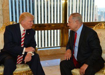 Netanyahu vuelve a ser bienvenido en la Casa Blanca tras la era Obama