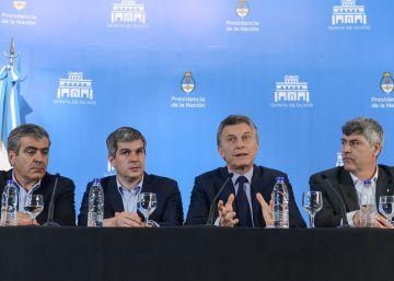 Macri, que fue socio de Trump, inquieto ante un giro que le perjudica