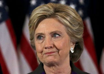 """Hillary Clinton: """"Siento que no hayamos ganado"""""""