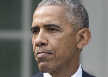 Obama promete una transición pacífica como garantía de la continuidad democrática