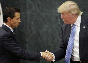 El peso se descalabra mientras México ofrece la mano a Trump