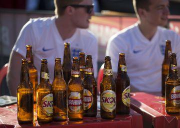 ¿Fútbol sin cerveza?