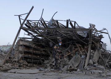 Los talibanes causan cuatro muertos en un ataque a un consulado alemán en Afganistán