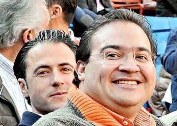 El testaferro del exgobernador de Veracruz manejó 7 millones de dólares