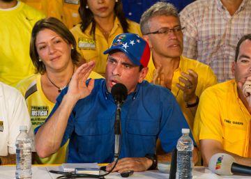 La oposición lanza un ultimátum a Maduro para seguir con el diálogo