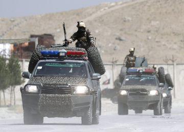 Cuatro estadounidenses muertos en un ataque a la mayor base de EE UU en Afganistán