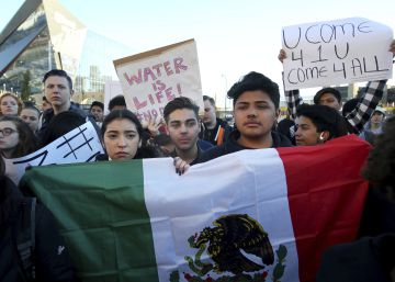 Un sondeo apunta a que la xenofobia de Trump desató un récord de voto latino