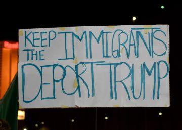 Donald Trump promete deportar hasta tres millones de inmigrantes irregulares