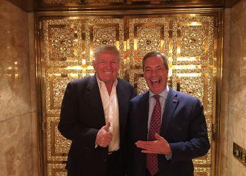 Donald Trump encuentra en la derecha populista europea a su primer aliado internacional