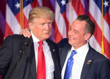 Trump nombra a un líder republicano y a un agitador mediático en la Casa Blanca
