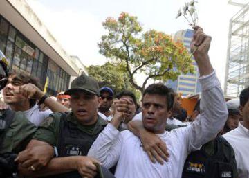 Leopoldo López cumple 1.000 días en prisión