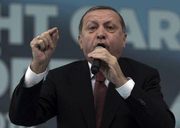 Erdogan lamina el espíritu crítico en la universidad