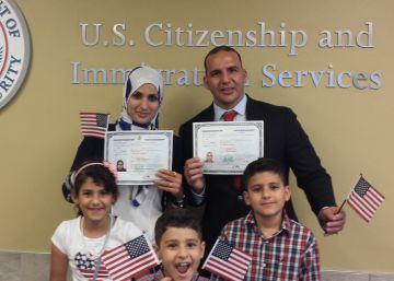 """Hani, de Irak a Estados Unidos: """"Un día de victoria para la democracia"""""""