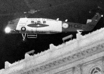 Macri elimina el helipuerto de la Casa Rosada desde el que huyeron varios presidentes