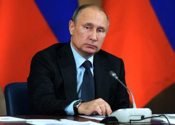 """Putin y Trump acuerdan """"normalizar"""" relaciones"""