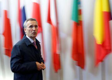 La OTAN intenta tranquilizar tras la alarma sobre el triunfo de Trump