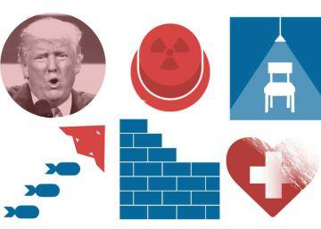 ¿Puede Donald Trump activar el botón nuclear?