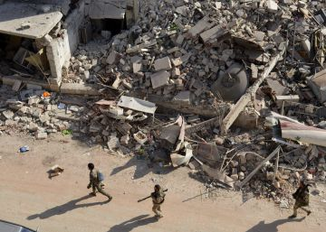 Los bombardeos alcanzan un hospital infantil en Alepo