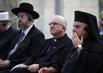 Líderes de las tres religiones de Tierra Santa llaman a la paz