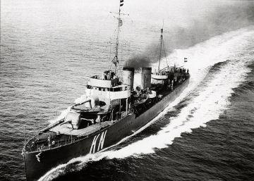 El misterio de los navíos holandeses desaparecidos en el mar de Java