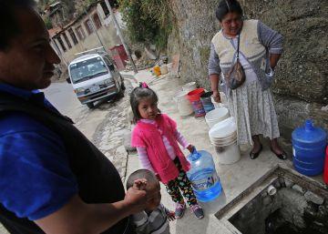 Bolivia admite que no hay solución a la falta de agua en La Paz