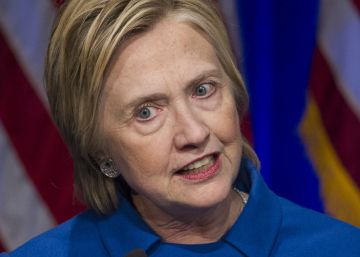 """Hillary Clinton: """"Más de una vez esta semana he querido no volver a salir de casa nunca más"""""""