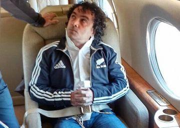 Argentina extradita al narco colombiano 'Mi sangre' a EEUU