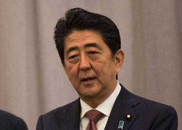 "El primer ministro japonés afirma que Trump es un líder ""en quien confiar"""