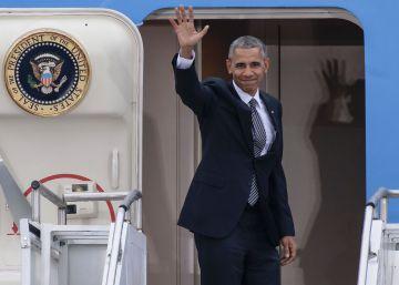 Obama y los cinco grandes de la UE instan a mantener el apoyo a la OTAN