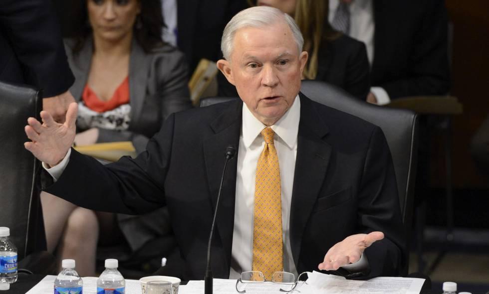 Jeff Sessions, en Washington, en una imagen de 2013.