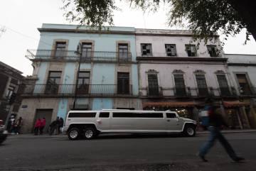Vivienda de Moisés Mansur Cysneiros en el número 10 de la Avenida de Chile de Ciudad de México