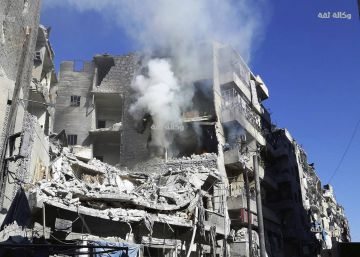 Trump busca la derrota del ISIS en Siria a cualquier precio