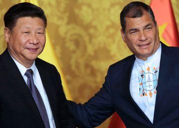 China promete ayuda a Ecuador